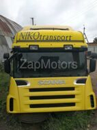Кабина Scania CR19 Highline (комплект) 2097226